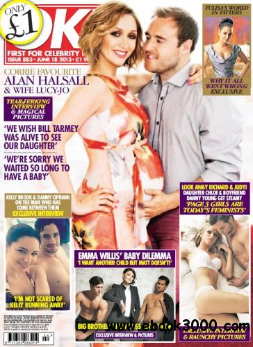 OK! First for Celebrity News - 18 June 2013 free download