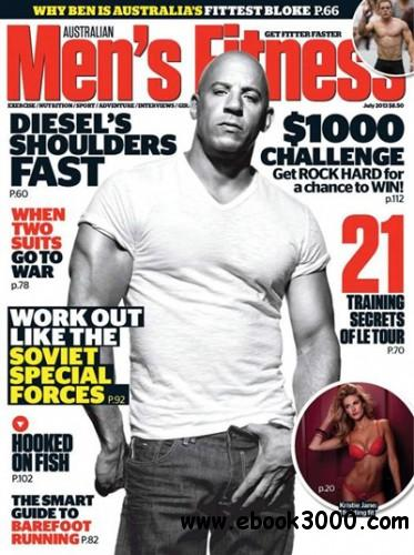 Men's Fitness Australia - July 2013 free download