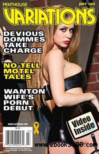 Penthouse Variations - July 2013 + Video free download