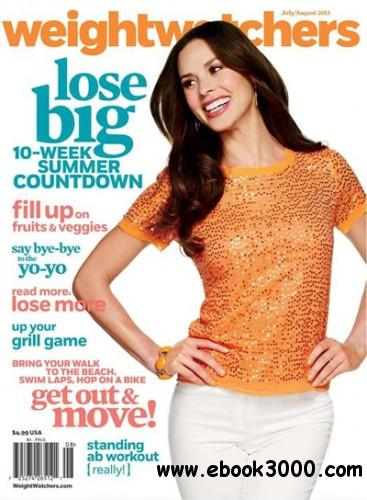 Weight Watchers - July August 2013 free download