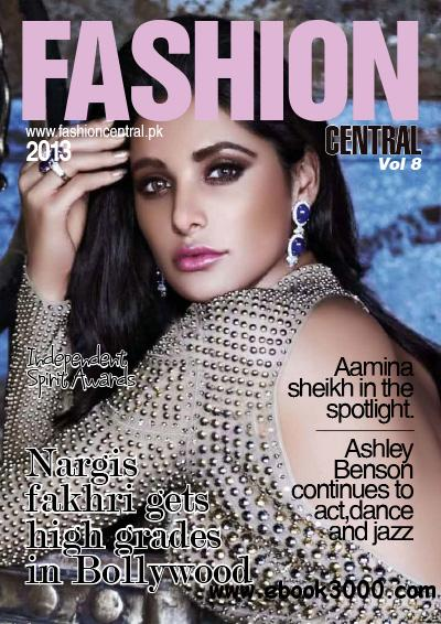 Fashion Central - March 2013 free download