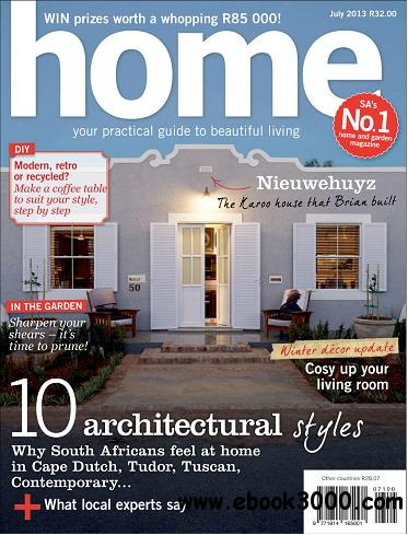 Home Magazine - July 2013 free download