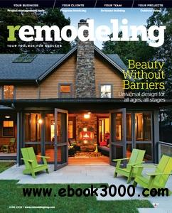 Remodeling Magazine - June 2013 free download
