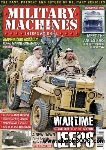 Military Machines International - April 2012 free download