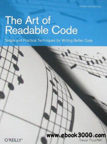 The Art of Readable Code free download