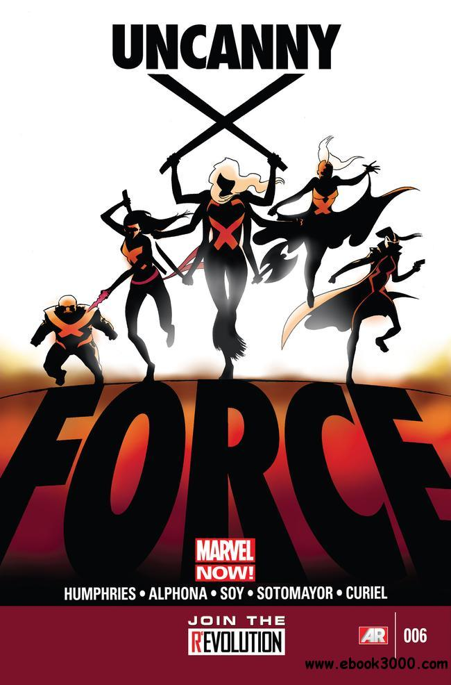 Uncanny X-Force 006 (2013) free download