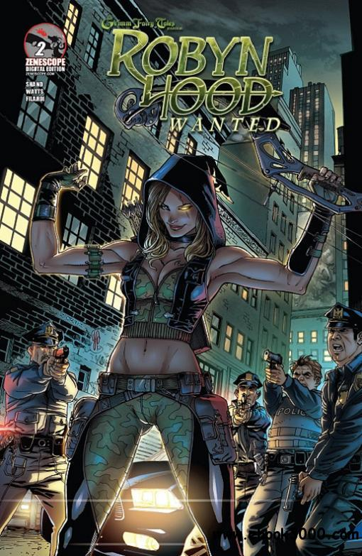 GFTP Robyn Hood Wanted 002 (2013) free download