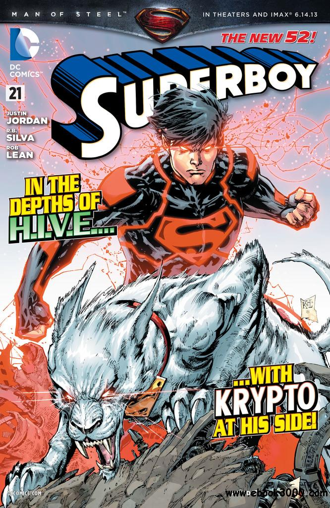 Superboy v5 021 (2013) free download