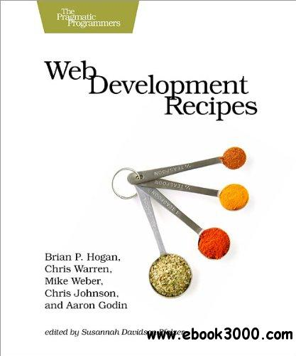 Web Development Recipes free download