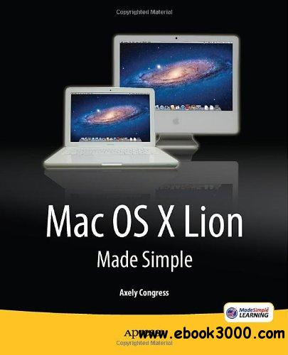 Mac OS X Lion Made Simple free download
