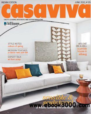 Casaviva India - June 2013 free download