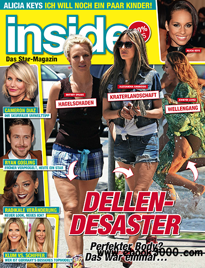 Inside Magazin Juli 07/2013 free download