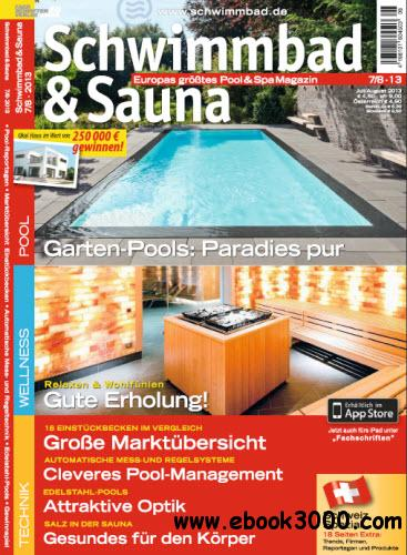 Schwimmbad und Sauna Magazin Juli August No 07 08 2013 free download