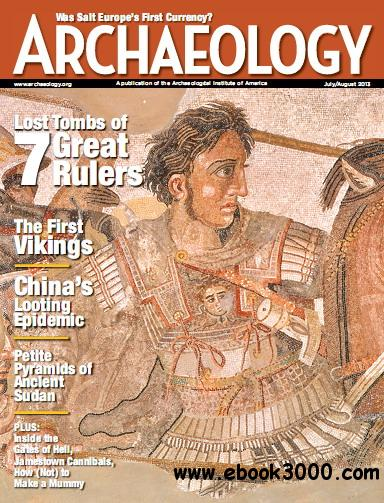 Archaeology Magazine July/August 2013 free download