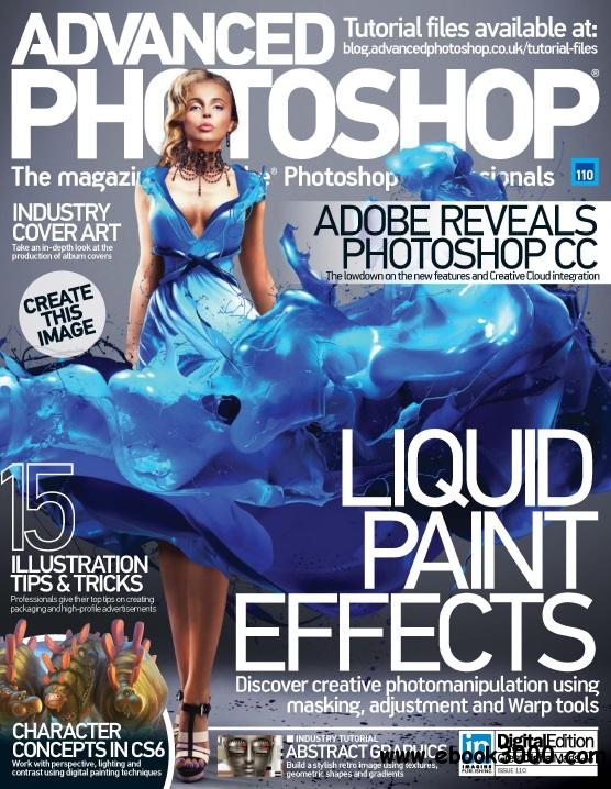 Advanced Photoshop - Issue 110, 2013 free download