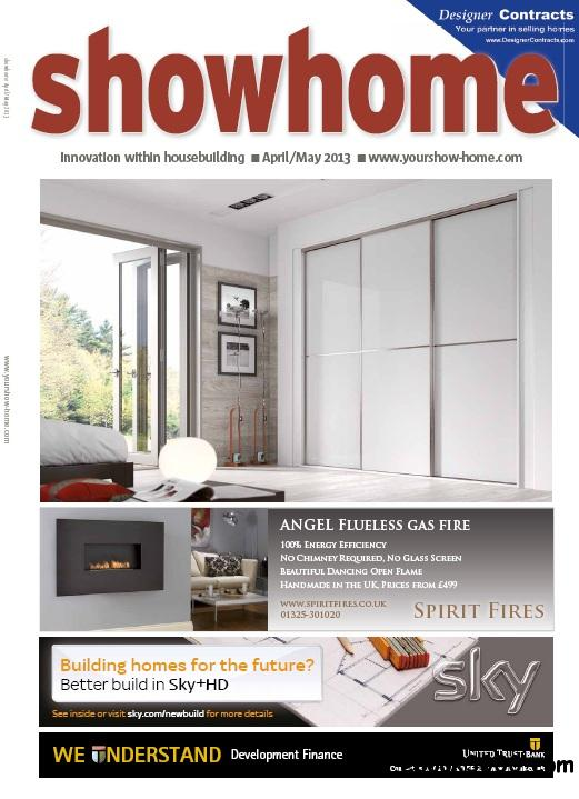 Showhome Magazine - April/May 2013 free download