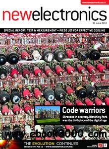 New Electronics - 11 June 2013 free download