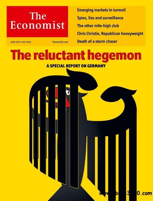 The Economist Europe - 15-21 June 2013 free download