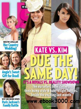 Us Weekly - 24 June 2013 free download