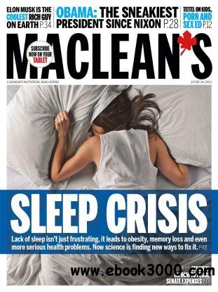 Maclean's - 24 June 2013 free download