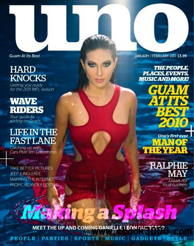 Uno Guam #05 - January/February 2011 free download