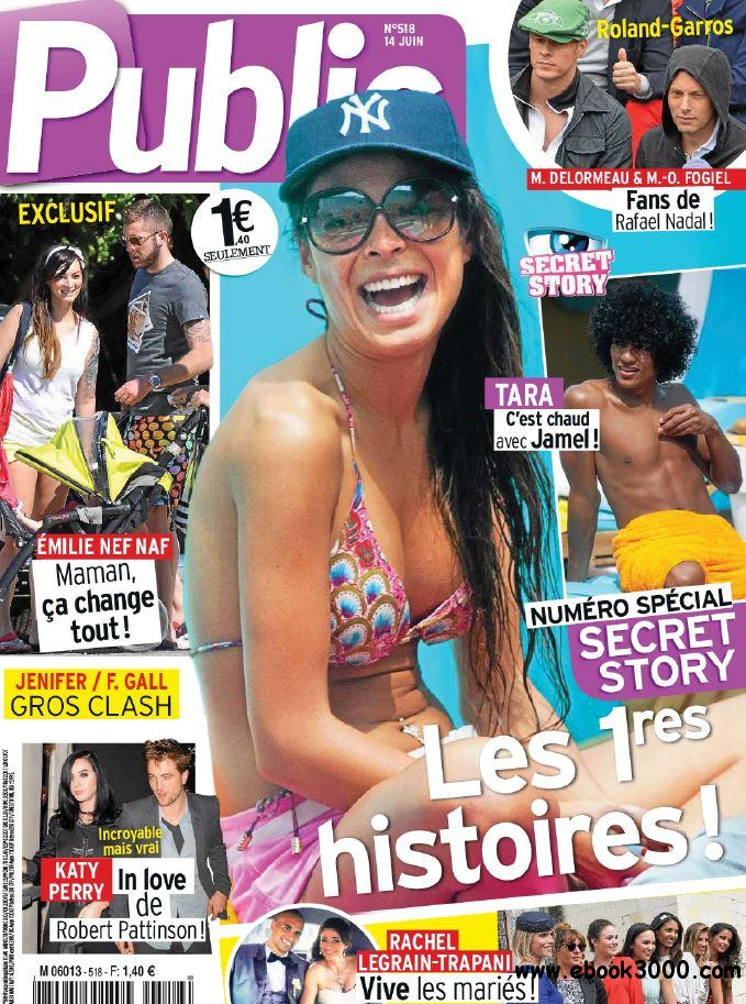 Public N 518 - 14 au 20 Juin 2013 free download