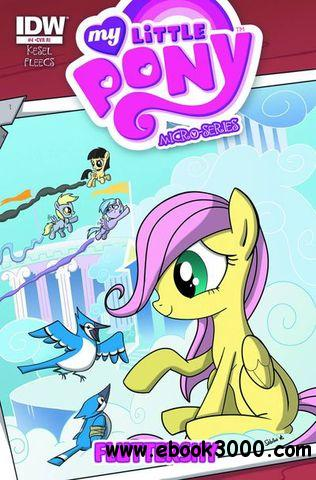 My Little Pony Micro Series 004 Fluttershy (2013) free download