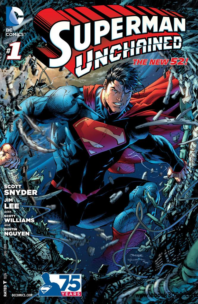 Superman Unchained 01 (2013) free download