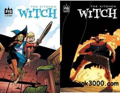 The Kitchen Witch #1-4 (2013) Complete free download