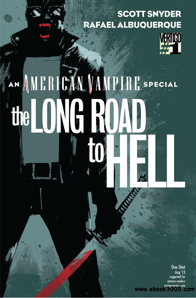 American Vampire - The Long Road to Hell (2013) free download