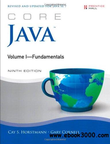 Core Java, Volume I: Fundamentals (9th Edition) free download