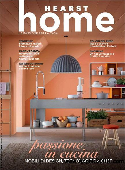 Hearst Home Magazine June 2013 free download