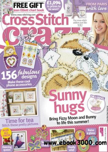 Cross Stitch Crazy - August 2013 free download