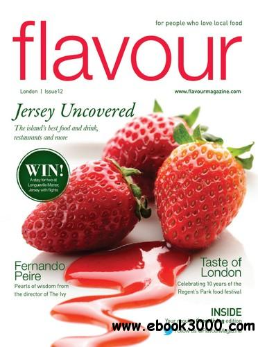 Flavour London - Issue 12, 2013 free download