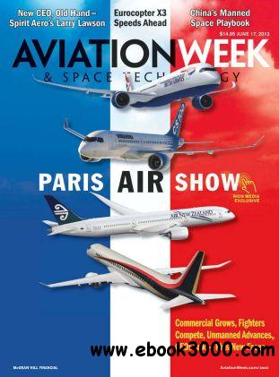 Aviation Week & Space Technology - 17 June 2013 free download