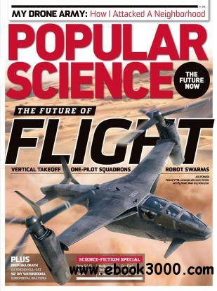 Popular Science USA - July 2013 free download
