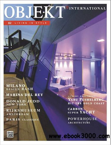 OBJEKT International Magazine June 2013 free download