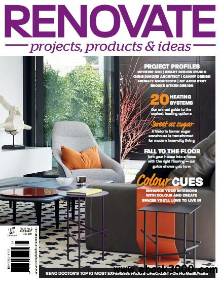 Renovate Magazine Vol.9 No.2 free download