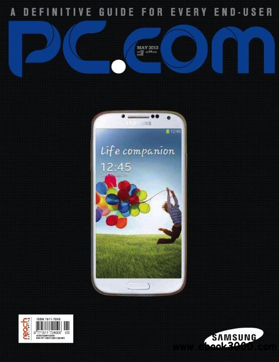 PC.com - May 2013 free download