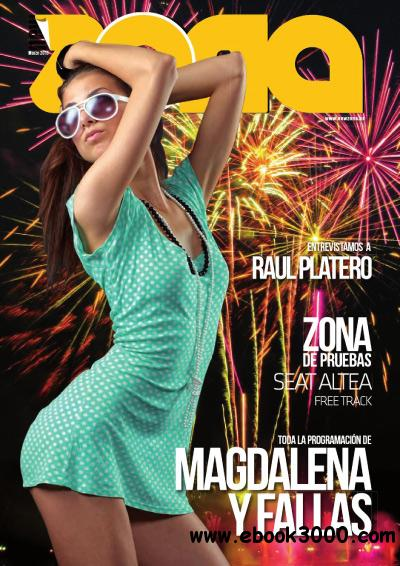NewZona Spain - Marzo 2013 free download