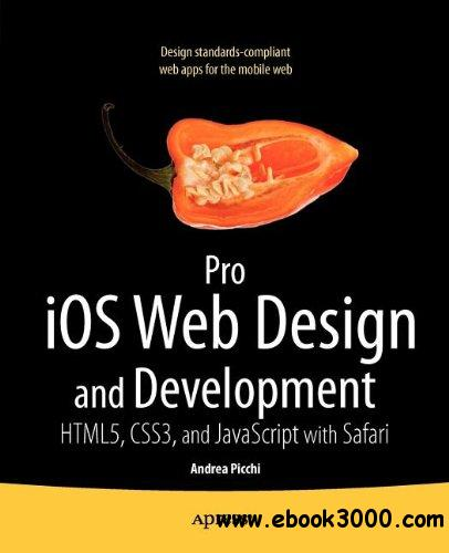Pro iOS Web Design and Development free download