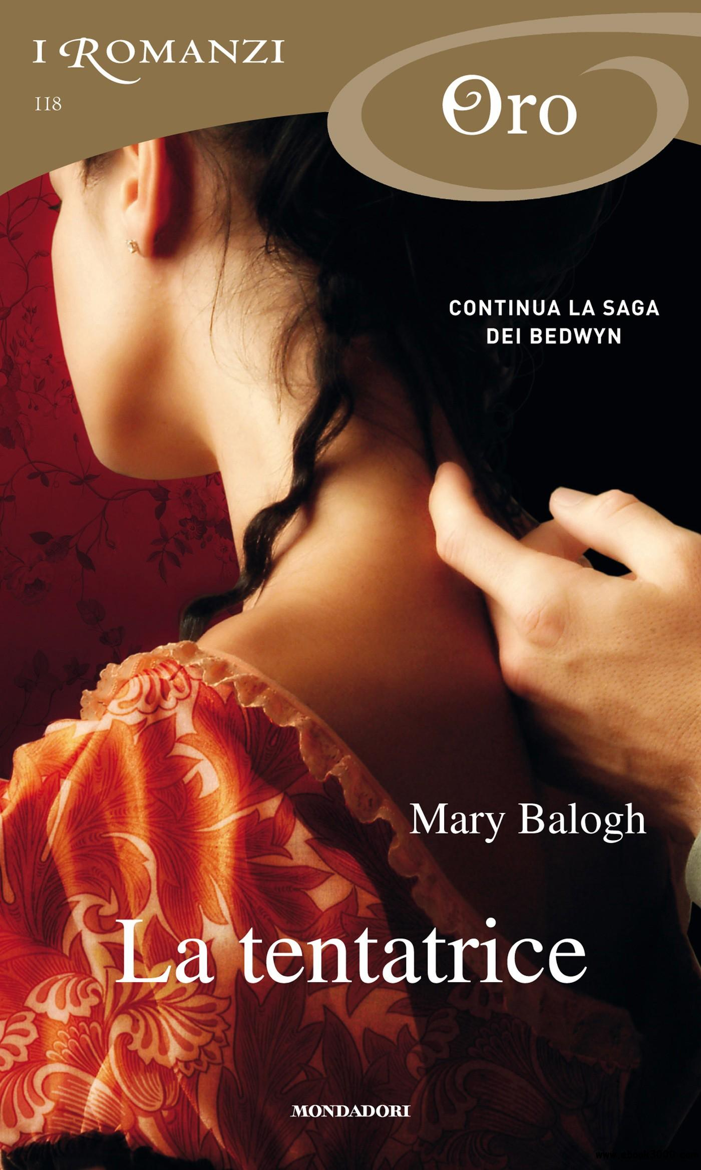 Mary Balogh - Fratelli Badwyn 4: La tentatrice free download