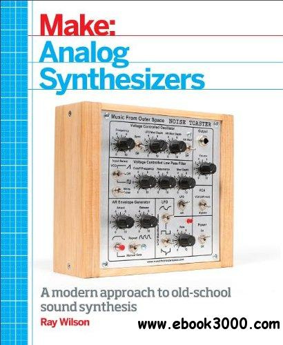 Make: Analog Synthesizers free download