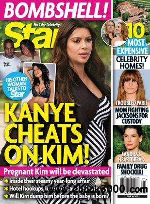 Star Magazine - 24 June 2013 free download