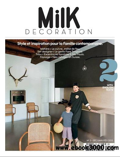 Milk Decoration Magazine No.2 free download