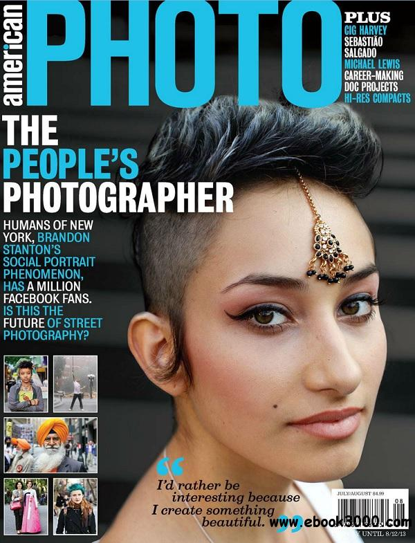 American PHOTO - July/August 2013 free download
