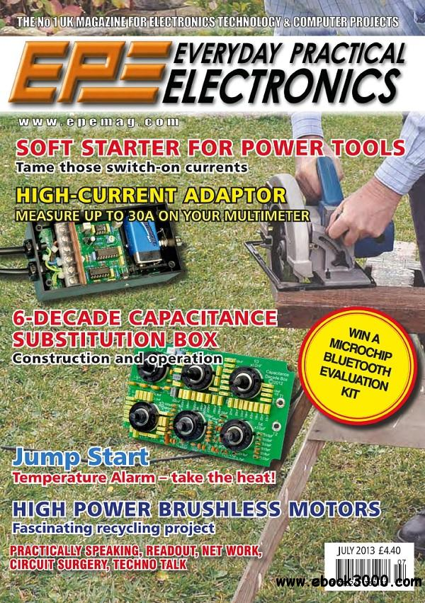 Everyday Practical Electronics - July 2013 free download