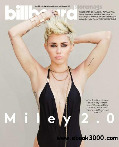 Billboard Magazine - 22 June 2013 free download