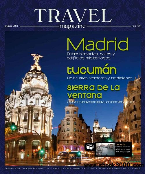 Travel - Mayo 2013 free download