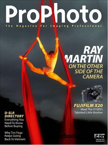ProPhoto Magazine June 2013 free download